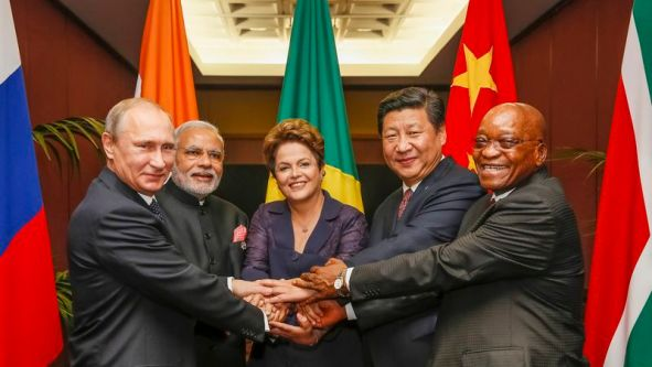 SUPER POWERFUL BRICS